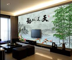 hall painting hd 3d stereoscopic large wallpaper wallpaper tv background wall