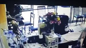nail salon fight over childs nails fighting brawl stealing raw