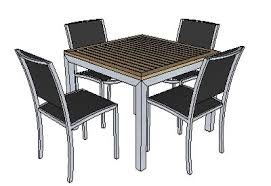 Warehouse Patio Furniture Sketchup Components 3d Warehouse Furniture Modern Outdoor Furniture