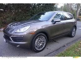 2014 Porsche Cayenne S - 2014 porsche cayenne s in umber metallic for sale a56654