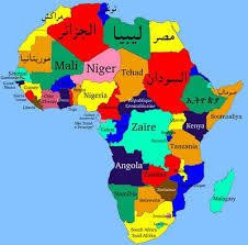africa map africa clipart africa map pencil and in color africa clipart