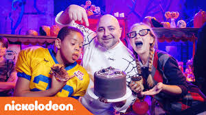 nickelodeon halloween costume party get ready for the party nick youtube