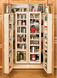 kitchen furniture pantry amazon com white wood storage cabinet pantry cubpoard utility