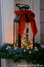 Outdoor Christmas Decorations Lighted Presents by Remodelaholic Diy Outdoor Decor For Winter