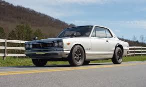 nissan skyline h t 2000gt r 1971 nissan skyline 2000gt r hakosuka classic driver market