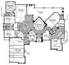 first floor in spanish madeira beach spanish home plan 047d 0203 house plans and more