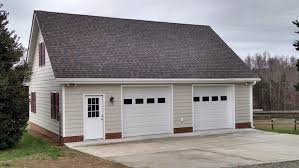 Size Of 2 Car Garage by Detached Garage Powhatan Rbm Remodeling Solutions Llc