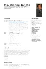 Resume Examples For Office Jobs by Social Work Resume Samples Visualcv Resume Samples Database