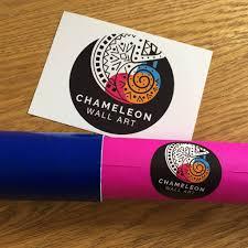 pastel unicorn wall sticker by chameleon wall art pastel unicorn wall sticker