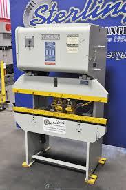 90 ton x 8 u0027 used cincinnati form master ii cnc hydraulic press