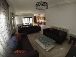 Living Room Amman Number Furnished 4bd Apartment For Rent 4 Circle By The Canadian