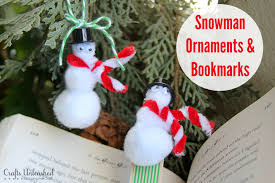 snowman crafts for easy crafts unelashed