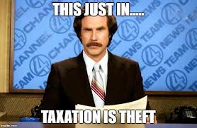 Theft Meme - the gts taxation is theft meme thread in honor of tax day
