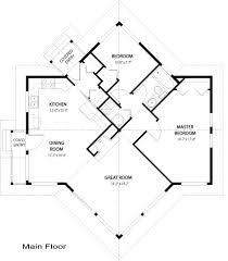 Unique Small Home Plans | plain ideas unique small home plans house the kestrel cedar homes