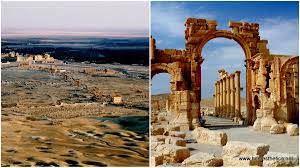 Monuments Amp Archaeological Sites Heritage For Peace by The Heritage Of An Ancient World The Great Merchant City Of Palmyra