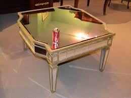 furniture the mirror coffee table for luxurious living room