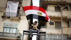 Cairo Flag Egypt Calm Awaiting Election Results The Daily Beast
