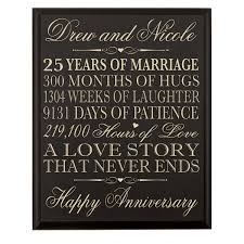25 year wedding anniversary cheap gifts for 25 year wedding anniversary find gifts for 25