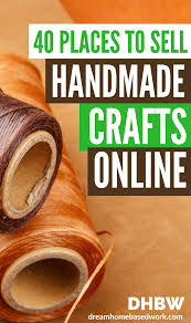 turn your crafting and artistic hobby to money making opportunity