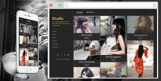 10 best photography blog templates for blogger 2017 useful blogging