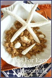 Summer Entertaining Recipes - tips for easy summer entertaining stonegable