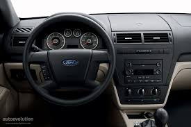 2011 Ford Fusion Interior 2005 Ford Fusion Specs And Photos Strongauto
