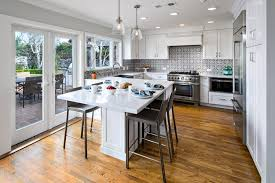 Modern Kitchen Design Prioritizes Efficiency Remodeling U0026 Home Design Blog Sea Pointe Construction