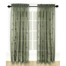Olive Colored Curtains Window Treatments At Modnique Com