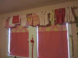 unique window treatments bedroom ideas baby girls window treatment ideas with pink curtain