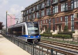 light rail schedule charlotte nc city mulls ads at light rail stations wfae
