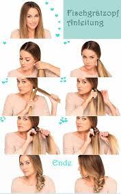Einfache Hochsteckfrisurenen Anleitung Bildern by Haarfrisuren Anleitung Asktoronto Info
