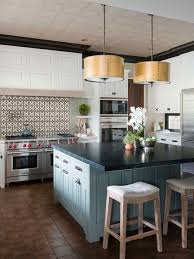 kitchens with different colored islands different colored island houzz
