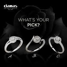 damas wedding rings damas pakistan engagement season is around the corner your