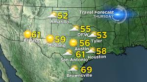 Travel Forecast images Texas thanksgiving travel forecast cbs dallas fort worth png