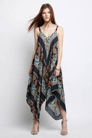 harem jumpsuit abbeline paisley print harem jumpsuit south moon