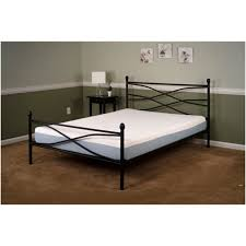 bedroom furniture bedroom bed frames and black metal leirvik bed