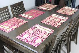 table mats and coasters extraordinary intricate dining table mats all room of cozynest home