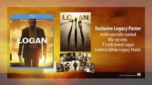 logan dvd digital hd walmart exclusive limited