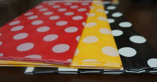 red white polka dot table covers disney mickey mouse club house birthday party table cover black red