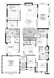 L Shaped House Plans Modern Australian L Shaped House Plans