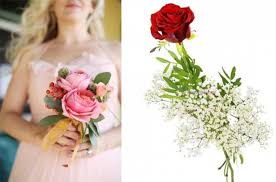 bridesmaid flowers cheap wedding ideas wedding flowers bridaltweet wedding forum