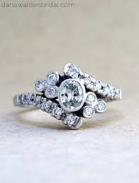 vintage estate engagement rings penelope vintage low profile engagement ring antique