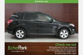 Subaru Forester Rugged Package Used Subaru Forester For Sale In Denver Co Edmunds