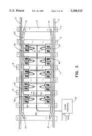 Car Plan View Patent Us5388525 Railway Car Retarder Google Patents