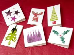 Old Christmas Cards Crafts - christmas season christmas season recycled paper cards hgtv