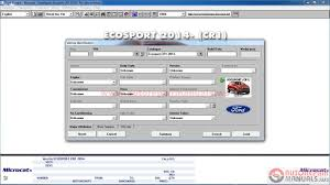 free auto repair manual microcat ford europe 01 2016 full