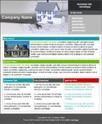 real estate email templates benchmark