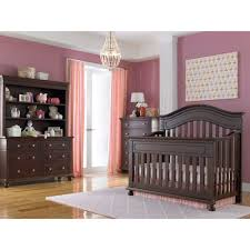 Convertible Crib Cherry Naples Crib In Cherry By Bivona Company