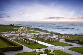 Adirondack Wedding Venues Wedding Venues Bay Area The Ritz Carlton Half Moon Bay