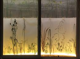 well lit art the creative solution for dreary basement window